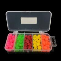 125pcs Simulation Fake Soft Baits Corn Carp Bait 5 Color Artificial Fishing Lure