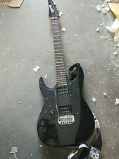 Gio Ibanez left handed guitar