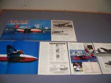 VINTAGE..MARTIN JRM-1 MARS..HISTORY/PHOTOS/DETAILS/SPECS...RARE! (146L)