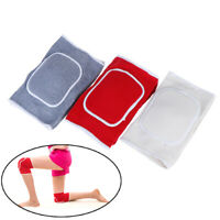 1pair Nylon Soccer Knee Pads Cycling Knee Support Sports Yoga Dance Knee Pads zh