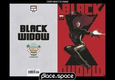 BLACK WIDOW, VOL. 9 #1E - ADAM HUGHES RETAILER VARIANT (WK36)