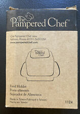 Pampered Chef Food Holder 1124 New in Box