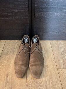 Men's Redtape Shoes UK 8/ EU 42 In Brown