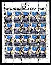 LIECHTENSTEIN - 1987 - Vedute del castello di Vaduz - 1.40 (Fr)