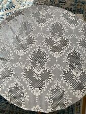 Choice of 6 White Lace Window Net Curtains all Sizes are 13 Meters and 72 drop