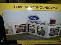 ✅K-LINE OPERATING FORD AUTO SHOWROOM CAR DEALERSHIP ACCESSORY NEW FIT LIONEL MTH
