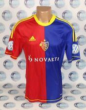 FC BASEL 1893 2012 2013 HOME FOOTBALL SOCCER SHIRT JERSEY TRIKOT MAGLIA ADIDAS M