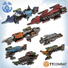 Dropfleet BNIB Resistance Starter Fleet TTDFX-RES-001