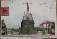 St. Louis, MO 1904 Postcard: 'Washington Terrace, Residence District' - Missouri