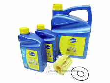 LEXUS IS250 IS250C OIL FILTER + 7LT 5W30 FULLY SYNTHETIC ENGINE OIL SERVICE KIT