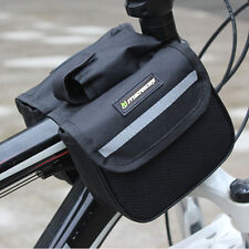 Bike MTB Bicycle Cycling Mountain Frame Front Tube Pannier Saddle Bag Pouch