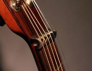 PREMIUM Guitar Nut Extender - Slide, Lap Steel Extension -  Lapsteel Conversion