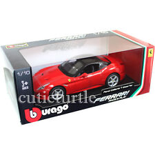 Bburago Ferrari California T Closed Top 1:18 Diecast Model Car Red 18-16003
