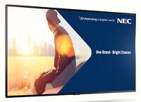 NEC E425 42 Full HD Commercial LED Monitor  broken screen