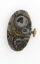 ZENITH OVAL LADIES WRISTWATCH MOVEMENT SPARES OR REPAIRS 36A