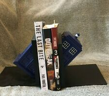 More details for tardis style bookends