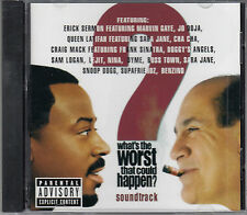 What's The Worst That Could Happen Soundtrack CD NEW Erick Sermon Snoop Dogg