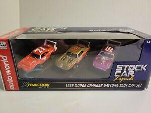 Autoworld stock car legends winged warriors 1969 dodge charger daytonas custom