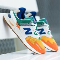 New Balance 997S Sport Multi Sneakers Men's Lifestyle Comfy Shoes