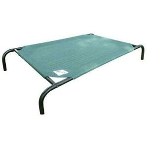 Gale Pacific 317263 Small Steel Pet Bed - Brunswick Green
