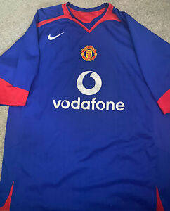 Nike Manchester United Away Football Shirts (English Clubs) for ...