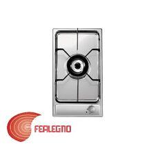 PIANO COTTURA INCASSO 30CM INOX 1 FUOCO GAS TRIPLA CORONA CDG31/1SPX CANDY