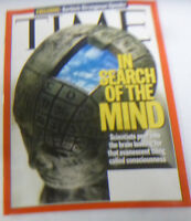 Time Magazine Search Of The Mind & Serbia's Stongman July 1995 WITH ML 043014R