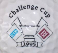 (1) 1995 Gte Challenge Cup Logo Golf Ball Balls