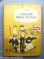 I RAGAZZI DELLA VIA PAAL Ferenc Molnar Illustrazioni di A Picco Narrativa Libro