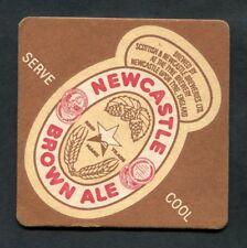 Vintage Advertising Beer Mat: Newcastle Brown Ale