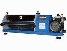 Ce 27cm Automatic Gluing Machine Glue Coating for Paper,Leather 220V