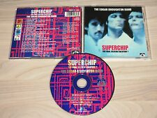 EDGAR BROUGHTON BAND CD - SUPERCHIP THE FINAL SILICON SOLUTION? in MINT-