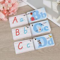 Juguete educativo de aprendizaje temprano para la tarjeta para niños