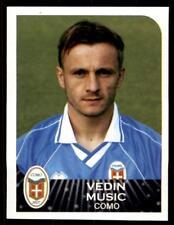 Panini Calciatori 2002-2003 - Como Vedin Musi? No. 119