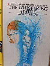 Nancy Drew Mystery The Whispering Statue by Carolyn Keene #14 1980