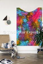 Lord Buddha Tie Dye Tapestry Hippie Wall Hanging Boho Throw Meditation Wall Art