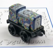 THOMAS & FRIENDS Minis Train Engine 2015 CHILLIN' Sidney #74 ~ NEW ~ Weighted