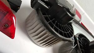 08-09 Pontiac G8 Heater Air Conditioning Blower Motor with Cage