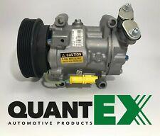 Air Con Compressor NISSAN RENAULT 2006 - 2007 1.5D SD6V12 8200651251 QUANTEX
