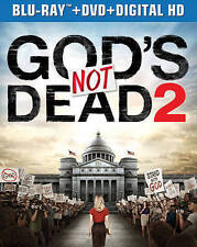 God's Not Dead 2 (Blu-ray Only) with Slipcover
