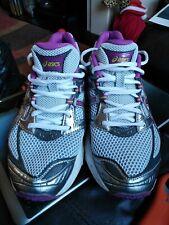 Ladies asics trainers size 6