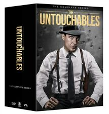 THE UNTOUCHABLES COMPLETE SERIES New 31 DVD Set Seasons 1-4 Season 1 2 3 4