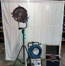 Cinemills 6000w HMI Silver Bullet Par Light