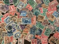 ⭐️ $20 Catalog Value Early US Stamps 1800s 1900s / Old U.S. Vintage Stamps Lot