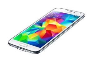 Samsung Galaxy S5 - 16GB - Shimmery White (Unlocked) Smartphone