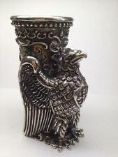 Sterling Silver Eagle Cup