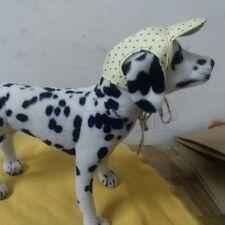 Baseballmütze Sommer Sonnenschutz Outdoor Hut für Haustier Hund Beige ER