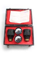Koffer Messgeräte Einschraubmessgerät Strommesser Schraubsicherung Amperemeter