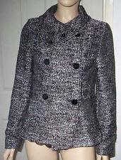 H&M Waist Length Button Coats & Jackets for Women