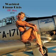Warbird Pinup Girls 2018 Calendar - PhotoArt